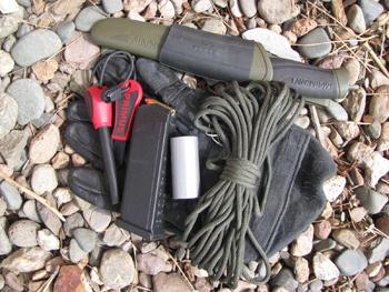 Survival Kit Supplies