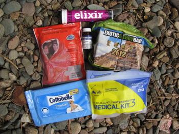 Medical Kit Supplies