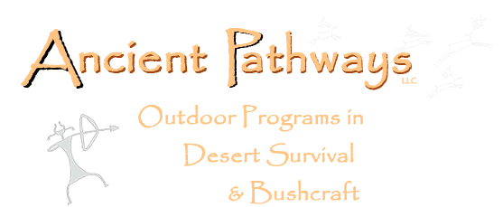 Ancient Pathways | Outdoor Survival Courses and School