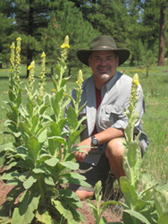 Mike Masek is a wilderness skills instructor, herbalist, and ethnobotanist living in Flagstaff, Arizona.