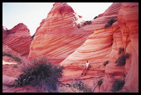 Paria Canyon - north of Grand Canyon National Park
