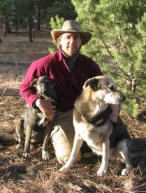 Tony Nester, Survival and Wilderness Instructor specializing in desert survival and primitive technology.