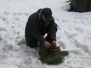 Learn tricks to survive in the snow during this Winter Survival Course.